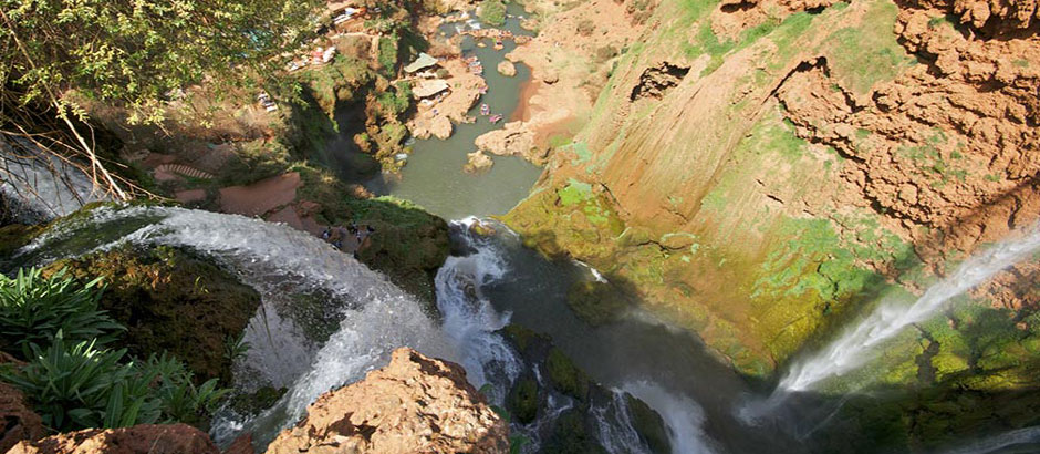 Ouzoud Waterfalls excursions