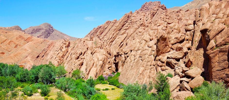 3 day Marrakech to Fes tour