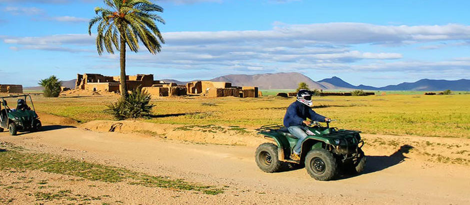 Marrakech Quad & ATV Tours