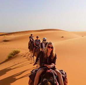 Marrakech To Fes 3-Day Tour