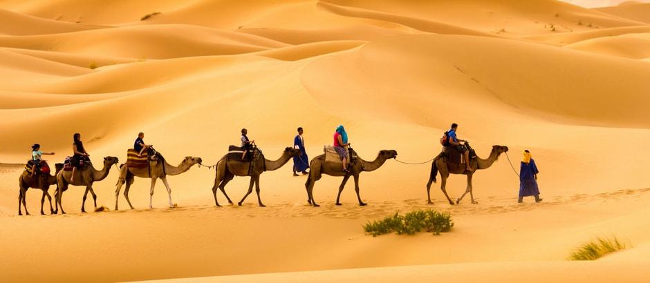 Fes To Marrakech 3-Day Desert Tour